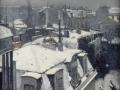 08_ Густав Кайботт. Крыши под снегом.