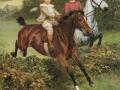 7_Артур Джон Элсли. Дети на лошадях.