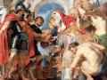 18_Питер Пауль Рубенс. Встреча Авраама и Мелхиседека.